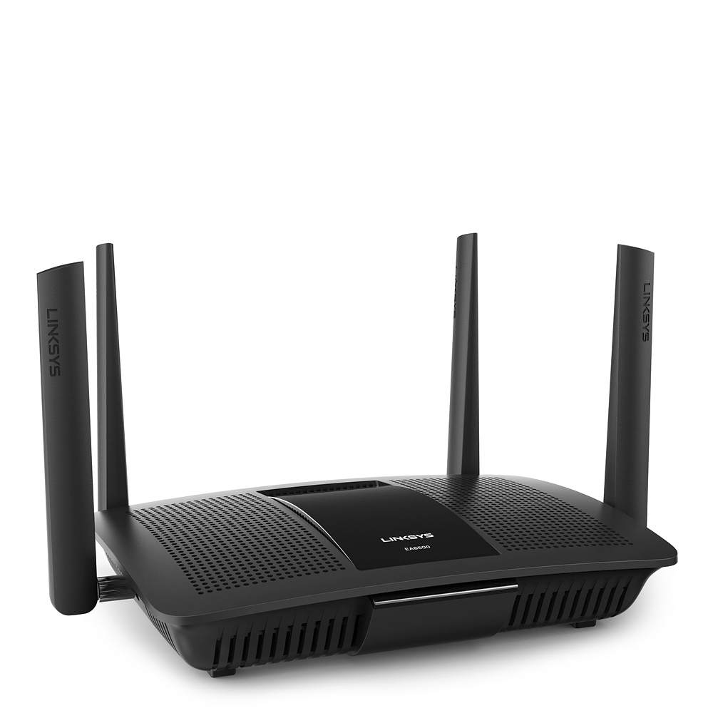 LINKSYS EA8500 MAX-STREAM™ AC2600 MU-MIMO SMART WI-FI ROUTER