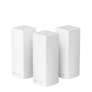 Linksys Velop Intelligent Mesh WiFi System TriBand 3-Pack (AC6600)