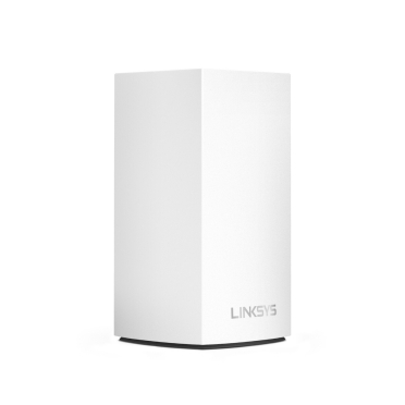 Linksys Velop Intelligent Mesh WiFi System, Dual-Band, 3-Pack White (AC3900)